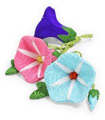 提案商品「季節の香り袋 朝顔」