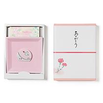 提案商品「母の日お香セット」