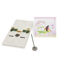 季節の提案商品「秋草のたより 藤袴」