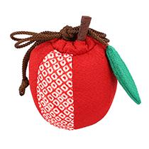 季節の提案商品「季節の香り袋 りんご」