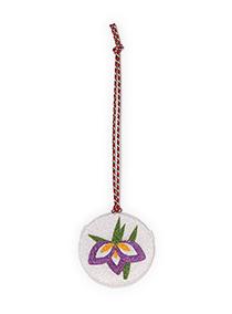 直営店舗 提案商品「香りの根付 花菖蒲」