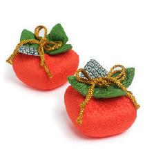 秋の提案商品「季節の香り袋 柿」