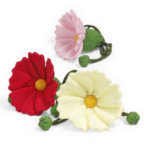 限定商品「季節の香り袋 秋桜」