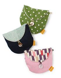 季節の提案商品「匂い袋 藤袴 ポシェット形」